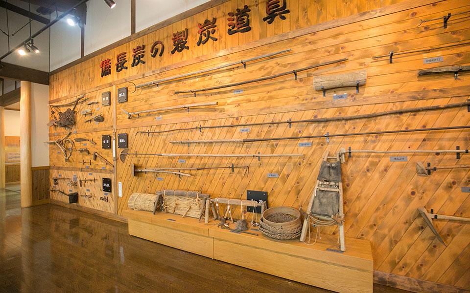 学ぶ | 備長炭の歴史や炭焼き窯...